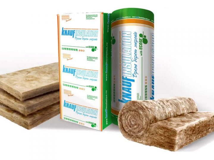 Pannelli isolanti termici ed acustici